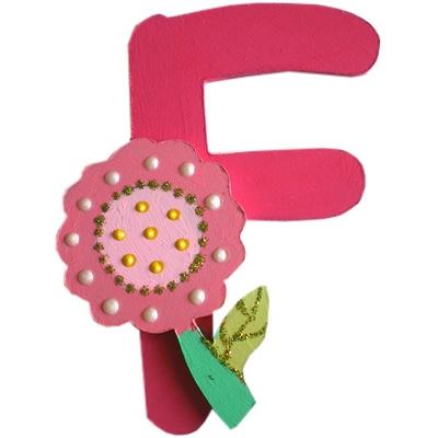 fleur par f