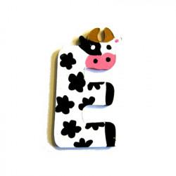 Lettre E animaux rigolos