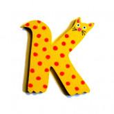 Lettre K animaux rigolos