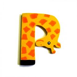Lettre P animaux rigolos