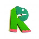 Lettre R animaux rigolos