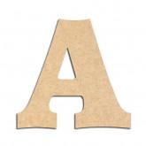 Lettres à décorer - Alphabet Detente
