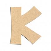 Lettre en bois à décorer K - Alphabet KG The Last Time