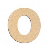 Lettre en bois à décorer O - Alphabet KG The Last Time