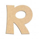 Lettre en bois à décorer R - Alphabet KG The Last Time