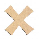 Lettre en bois à décorer X - Alphabet KG The Last Time