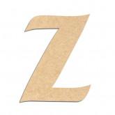 Lettre en bois à décorer Z - Alphabet Seabird