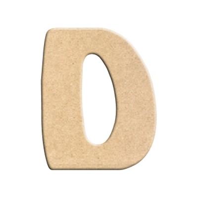 lettre d peindre d corer lettre en bois brut lettre bois. Black Bedroom Furniture Sets. Home Design Ideas