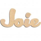 Mot en bois Joie